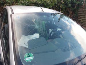 Alle Airbags hatten ausgelöst